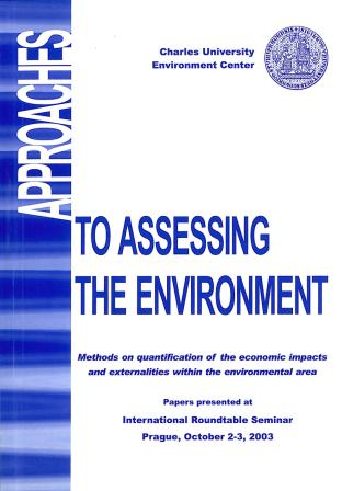 Approaches to Assessing the Environment_small